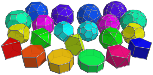 Uniform Polyhedra