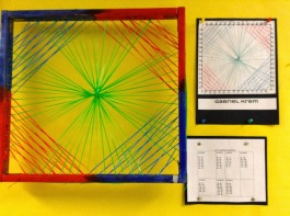 String art square