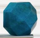 Blue Cuboctahedron