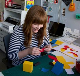 Paper Engineer Helen Friel