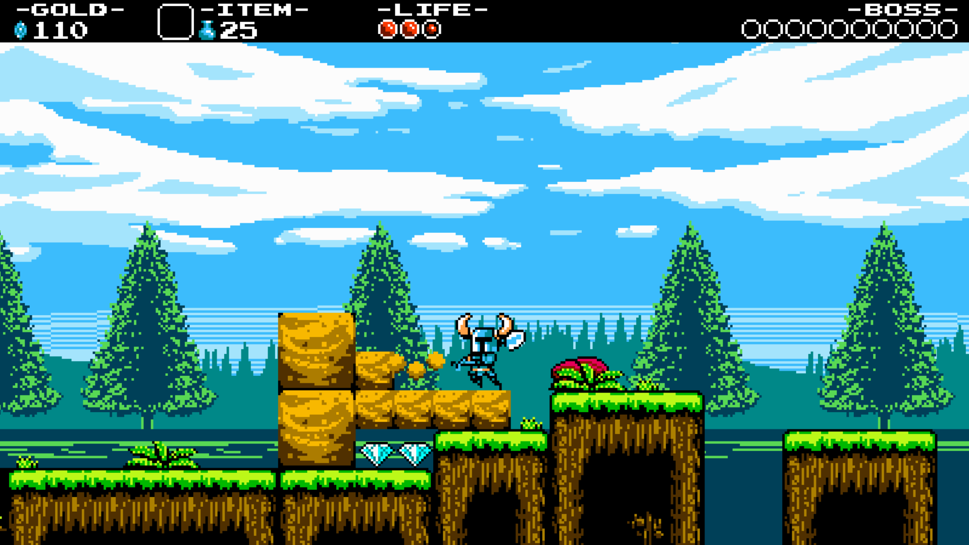 Game boy color palette gimp - Shovel Knight Must Rescue His Friend Shield Knight In A Timeless Tale Of Shovelry