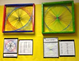 String art circle