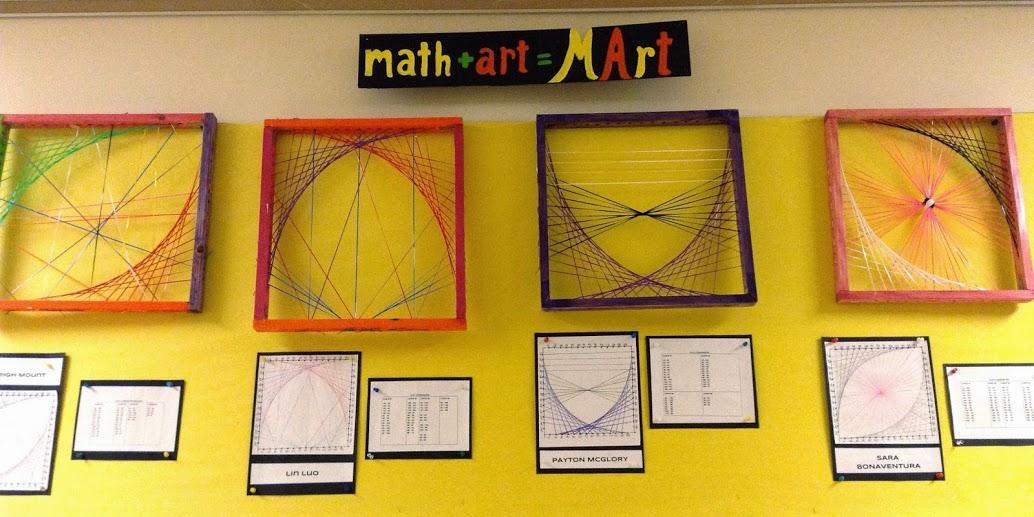 Gallery u2013 String Art Math Munch