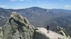Rock climbing Skip