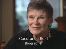 Julia's sister, Constance Reid