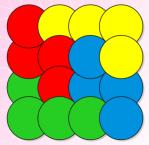 Circle areas